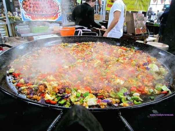TheMarketShedVeganPaella