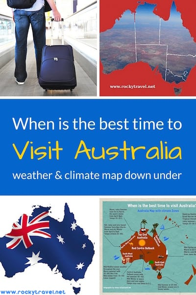When is the best time to visit Australia
