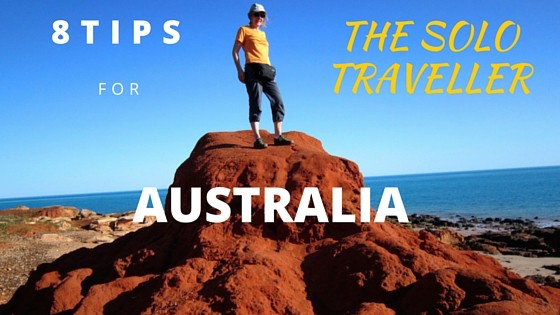 The Solo Traveller to Australia