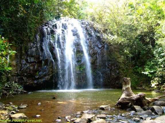 Zillie Falls Atherton Tablelands