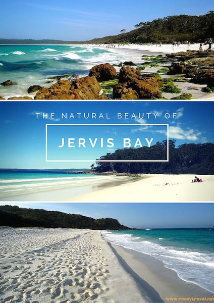 The Natural Beauty of Jervis Bay