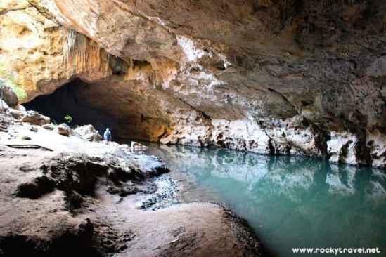 Tunnel Creek Photo Kimbe