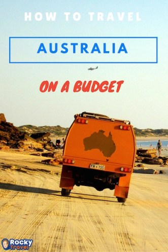 Travel Australia on A budget web