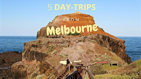 Best Day-trips from Melbourne