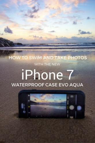 How to take photos in the ocean with the new iPhone 7 waterproof case