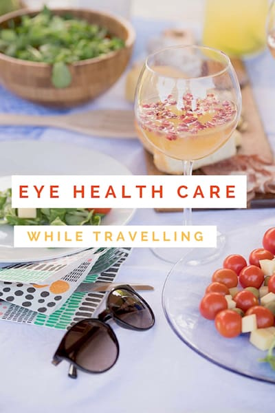 Eye Health Care while travelling