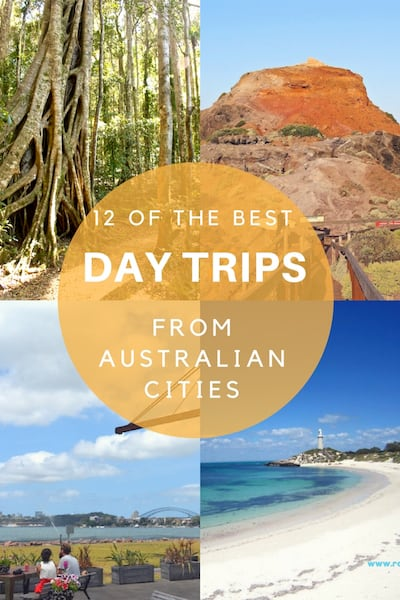 The best Day Trips from Australian Cities