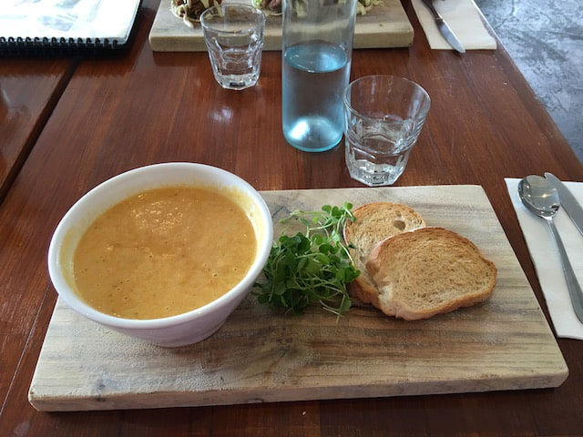 Australian Pumpkin Soup
