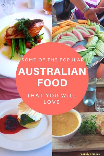 Some of the Popular Australian Food You will Love