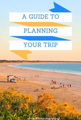 Planning a Trip Guide Pinerest Photo