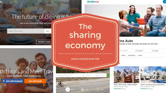 Top Sharing Economy Companies