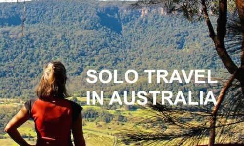 A Guide about Solo Travel In Australia