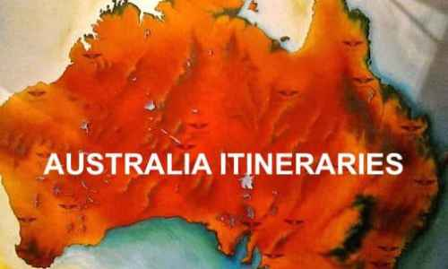 Australia Travel Itinerary photo
