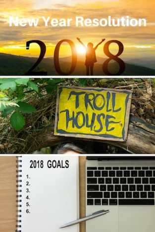 My New Year Resolution for 2018