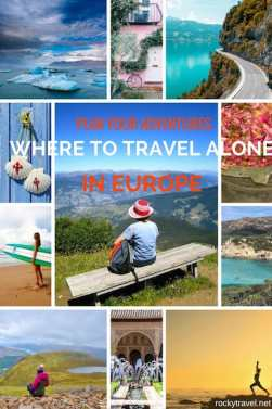 Where to Travel Alone in Europe as a Woman