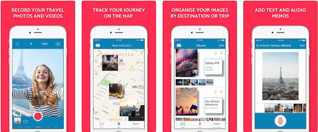Travly Photo App