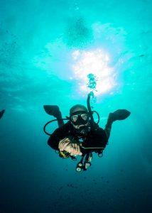dive control course