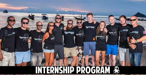 internship program roctopus