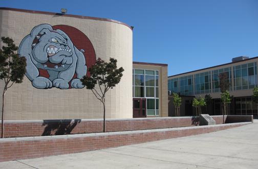 San Jose High School Athletics Upgrade