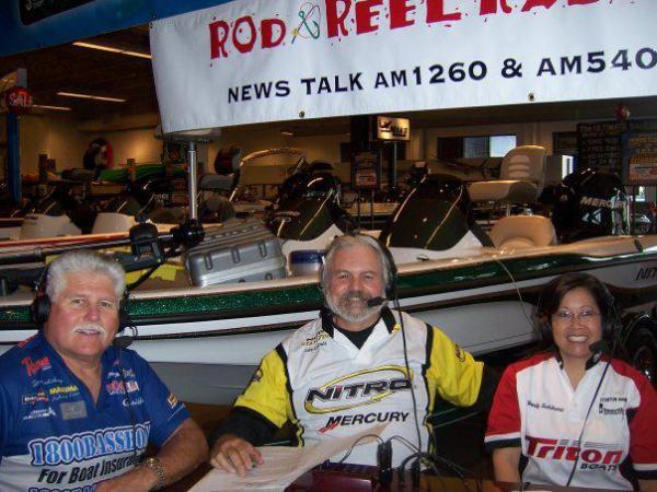 Rod and Reel Radio Hosts