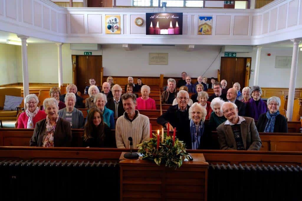Congregation DSCF9185