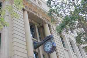 The West Clock 125 St George's Terrace Perth WA