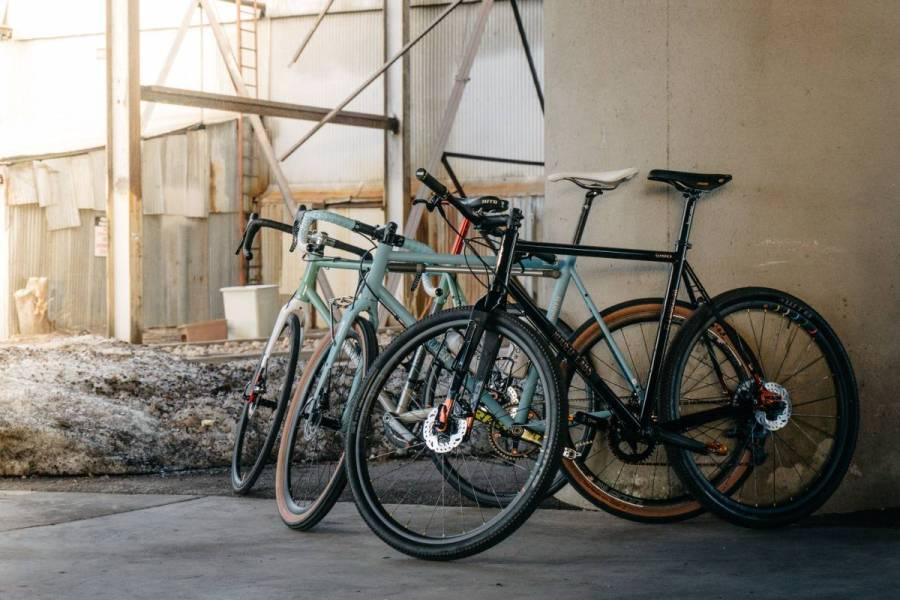 Gravel Bike, Road Bike, Cross Bike, Adventure Bike, or Trail bike? Yes.