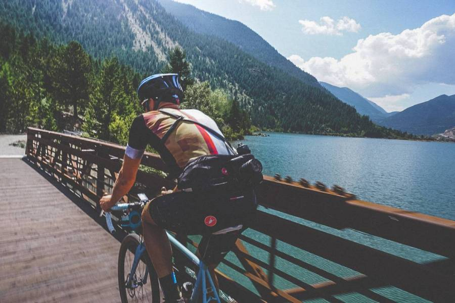 Smooth blacktop roads are rarely worth writing home about. World's Worst Climb™ is.
