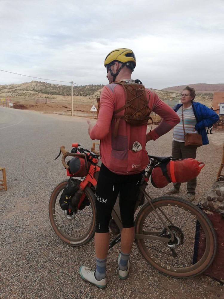 Atlas Mountain Race, Morocco, AMR 2020. Photo by Stephen Fitzgerald. CP1