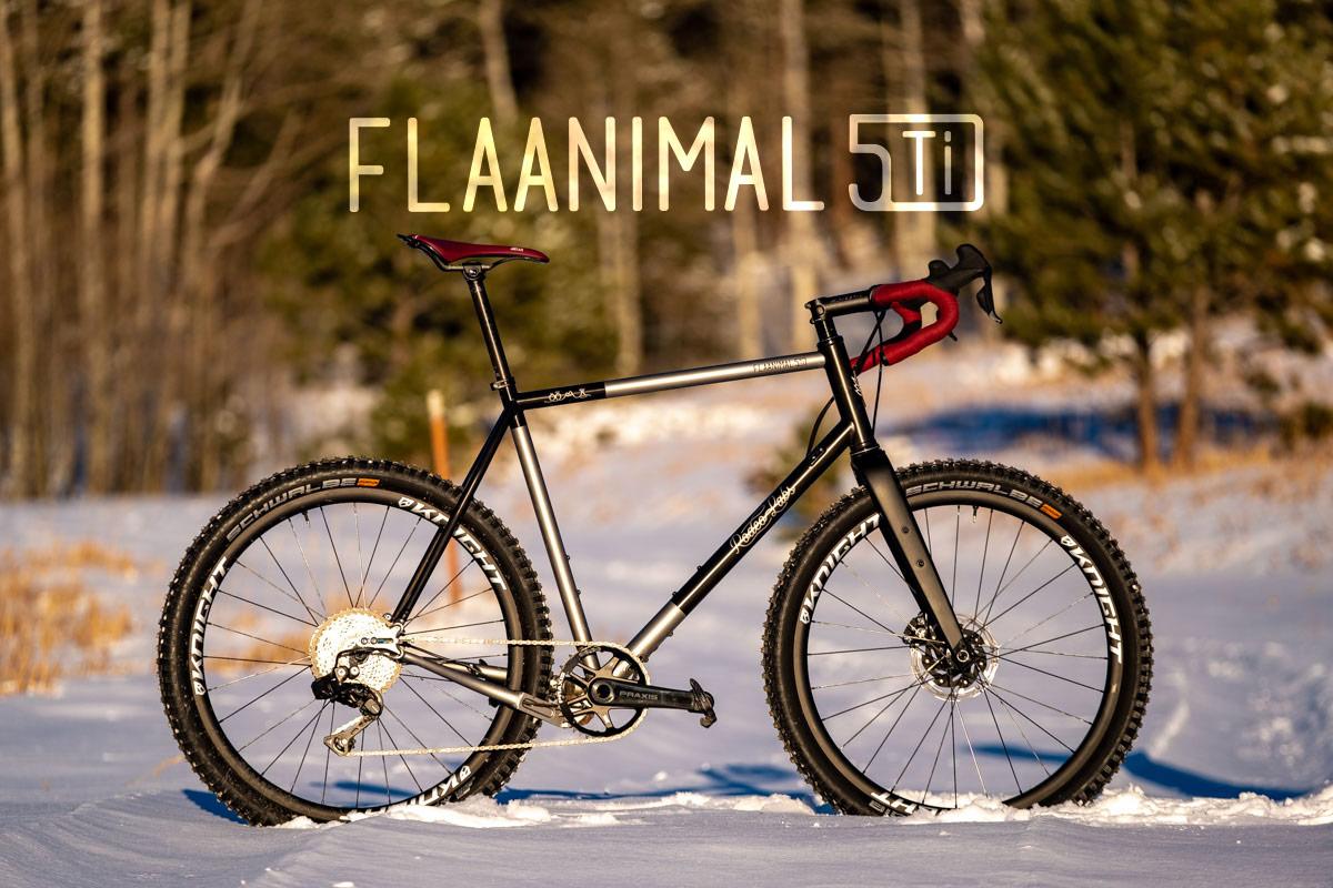 Flaanimal 5.0 Titanium