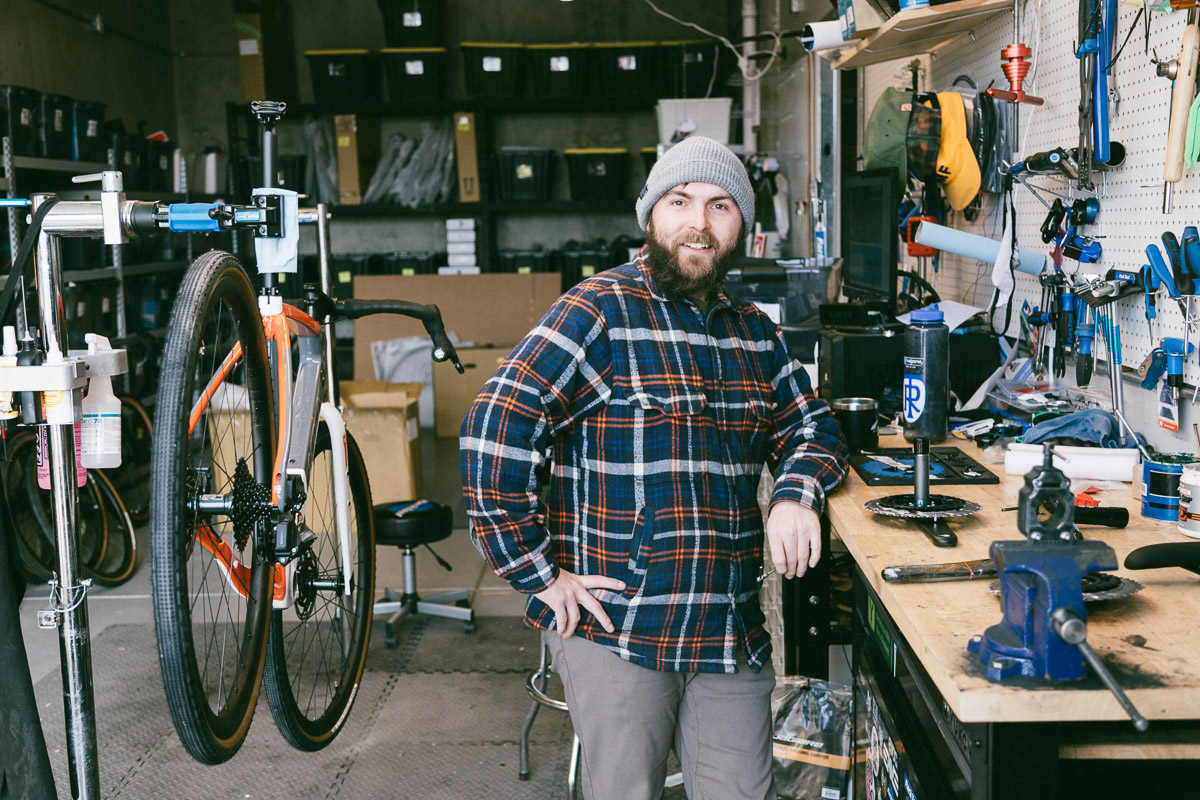 Sheldon Thompson builds them one at a time here at Rodeo... and when he's not building he spends a lot of time hunting for parts!