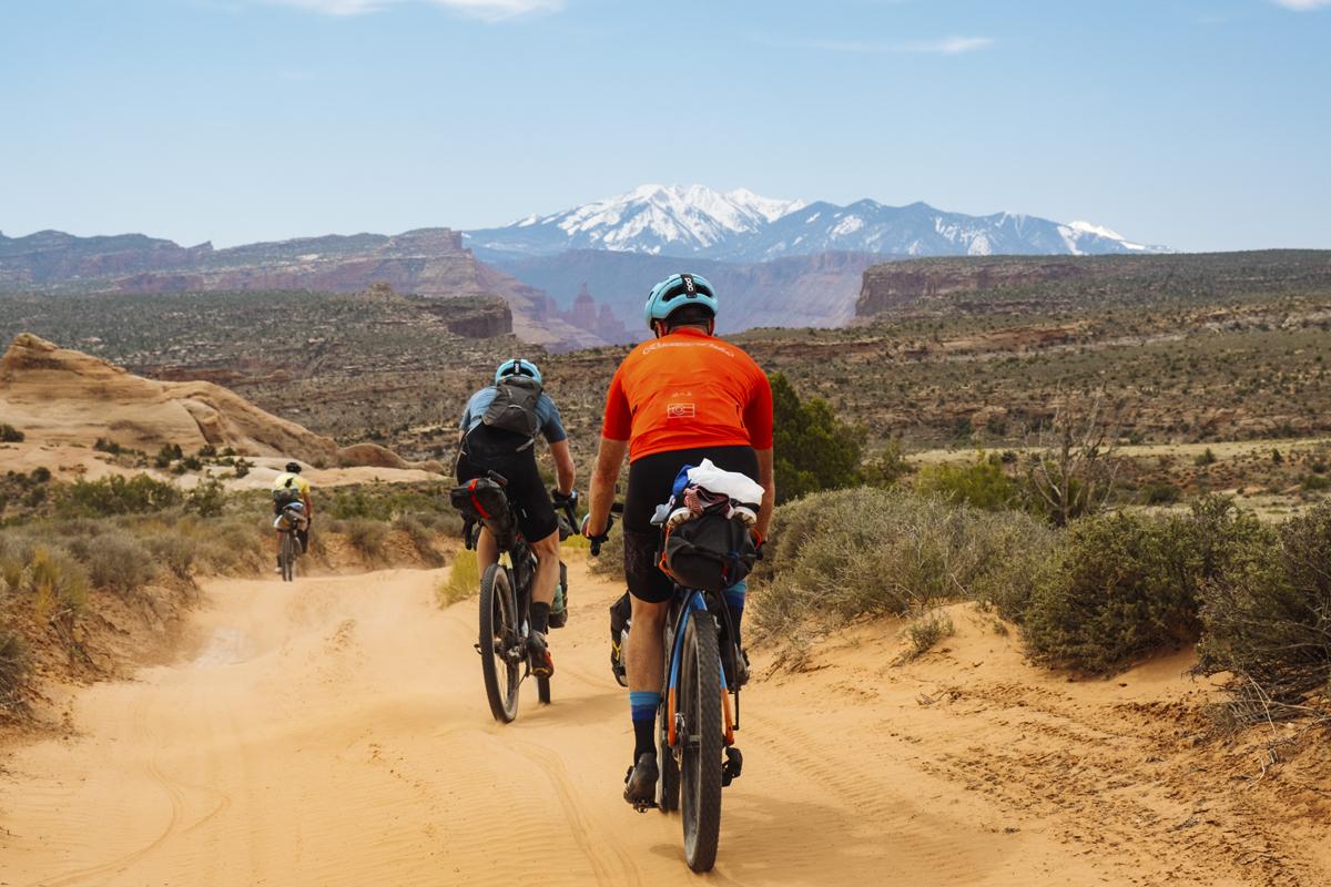 Kokopelli Trail Bikepacking