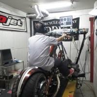 """S&S 124cu""""  2000cc オーバーエンジンのパワーは如何に?"""