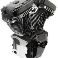 S&S T143 Black Edition Engine