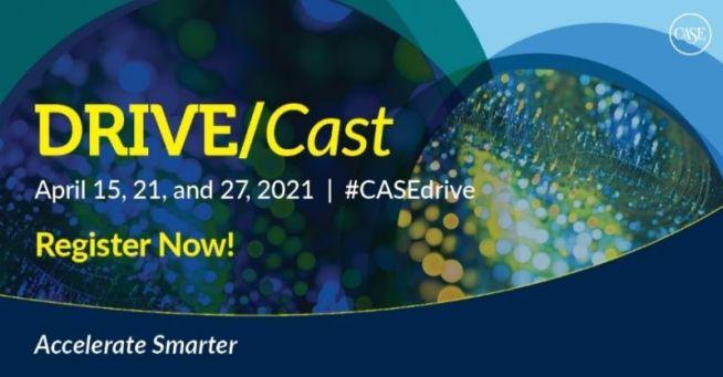 CASE DRIVE Cast Registration