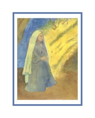 St. Bernadette