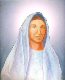 madonna blue