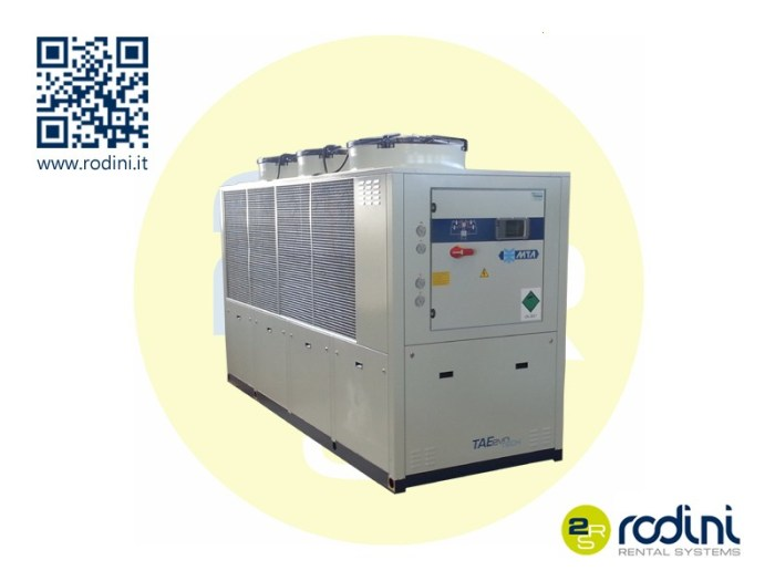 Chiller 2RS 205