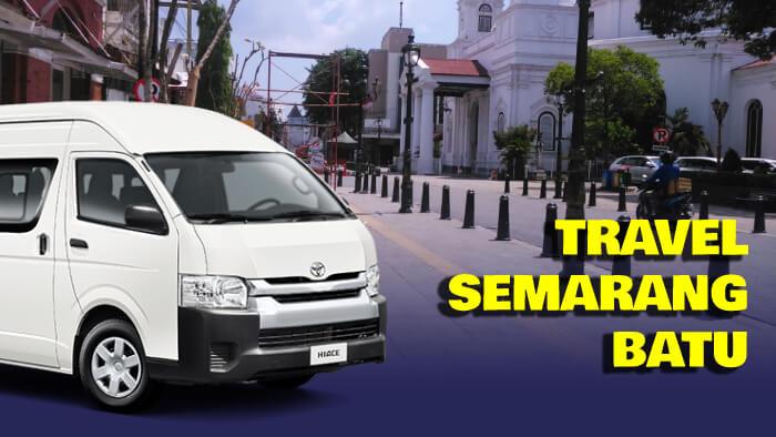 Travel Semarang Batu