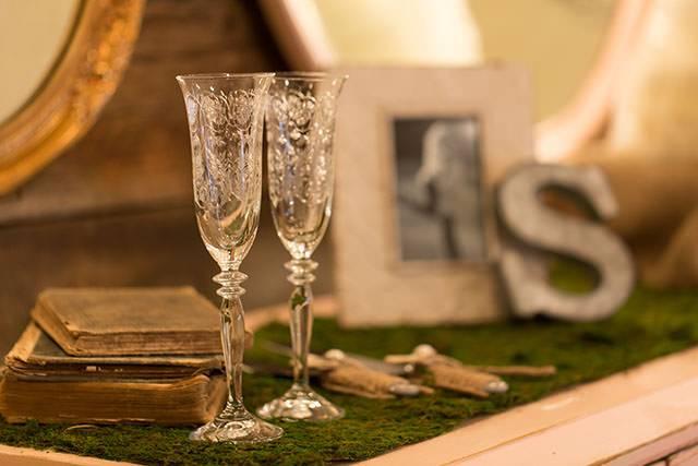 wedding details mountain glen newland nc