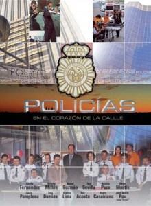 policias poster serie rodolfo sancho