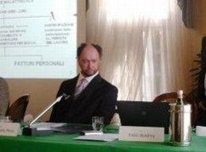 Rodolfo Dalla Mora, presidente della SIDiMa (Società Italiana Disability Manager)