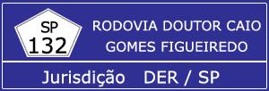 Câmeras Rodovia Doutor Caio Gomes Figueiredo SP 132