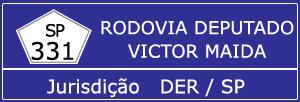 Câmeras Rodovia Deputado Victor Maida SP 331
