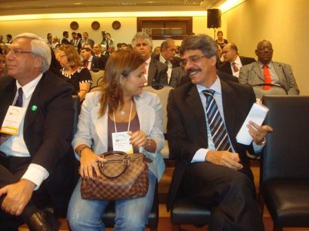 Micarla_e_ministro_Luiz_Dulcci_Rel_Institucionais