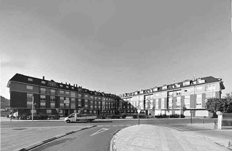 LOPE DE VEGA BUILDING. 71 DWELLINGS | León