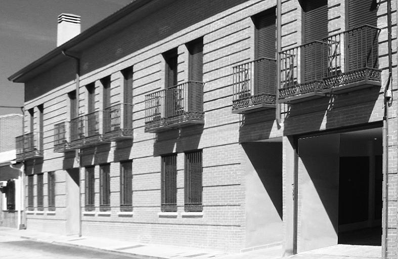 BUEN PASTOR BUILDINGS. 16 DWELLINGS | Toledo