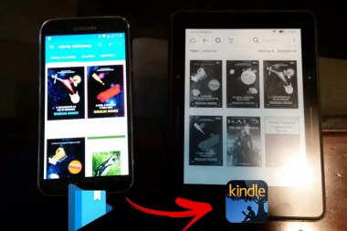 Migrando livros do Google Play Books para o Kindle
