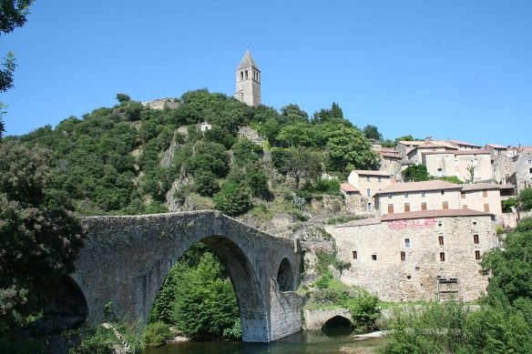 Olargues_pont_Diable