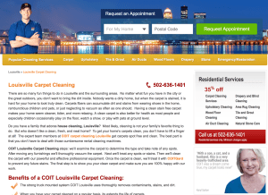Coit Carpet Cleaning Louisville ky